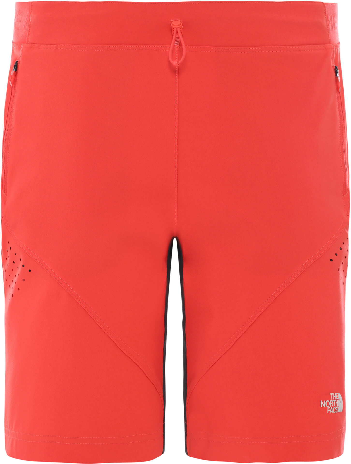 The North Face Impendor Alpine Short Femme, cayenne red